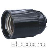 Электропатрон подвесной Е-27 карболит (Житомир)