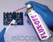 Solins FLUX OFF, аэрозоль - 400 мл (очиститель  от флюса )