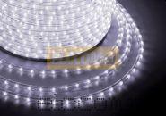 Дюралайт светодиодный, постоянное свечение(2W), белый, 220В, диаметр 13 мм, бухта 100м, NEON-NIGHT
