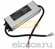 Источник питания 110-220V AC/12V DC, 6А, 72W с проводами, влагозащищенный (IP67)