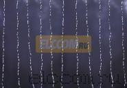 """Гирлянда """"LED - Умный дождь"""", 3 секции 1x3 м, 4x3 нитей, 30W, 24V, 8 каналов, 672 БЕЛЫХ диода, IP65, NEON-NIGHT"""