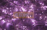 """Гирлянда """"Дюраплей LED"""" 20м 200 LED белый КАУЧУК розовая NEON-NIGHT"""