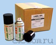 Очиститель LABEL-OFF, аэрозоль -200 мл